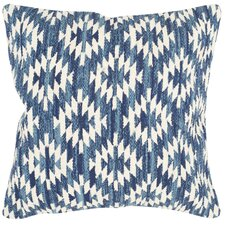Navajo Cotton Throw Pillow (Set of 2)