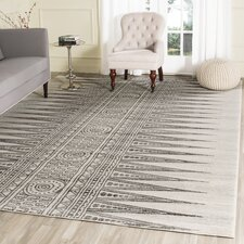 Evoke Ivory / Grey Area Rug