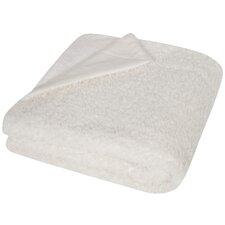 Marshmallow Faux Fur Throw
