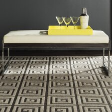 Kitson Upholstered Entryway Bench