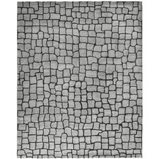NYC Silver/Grey Area Rug