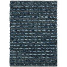 Bohemian Dark Blue Area Rug