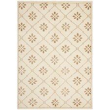 Mosaic Cream / Light Brown Rug