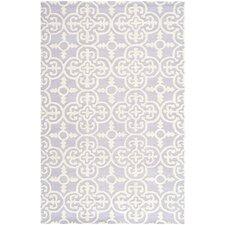 Cambridge Lavender / Ivory Area Rug