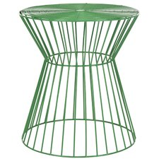 Fox Adele Iron Wire Stool