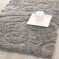 Florida Swirl Gray Area Rug
