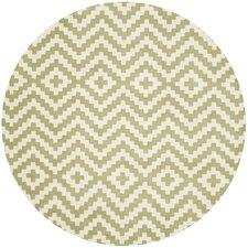 Cambridge Ivory & Light Green Area Rug