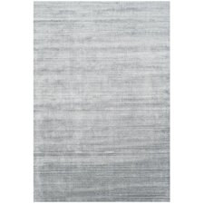 Mirage Hand-Woven Light Gray Area Rug