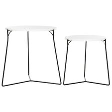 Ryne 2 Piece Nesting Tables