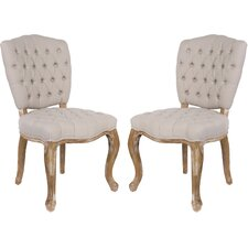 Couture Sylvia Side Chair (Set of 2)
