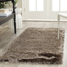Paris Shag Sable Area Rug