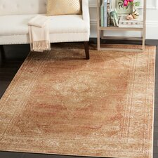 Vintage Taupe Outdoor Area Rug