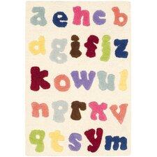 Alphabet Area Rug
