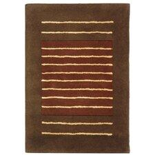 Soho Rust/Brown Area Rug