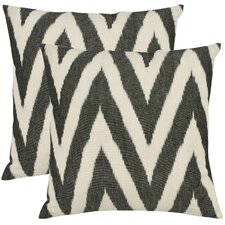 Helena Cotton Throw Pillow (Set of 2)