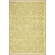 Dhurries Beige Area Rug