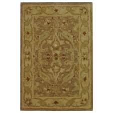 Antiquity Brown/Gold Area Rug