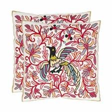 Matlock Cotton Throw Pillow (Set of 2)