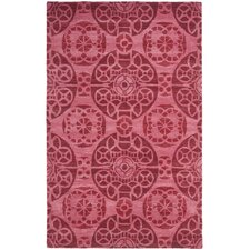 Wyndham Red Area Rug