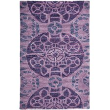Wyndham Purple Area Rug