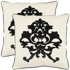 Greyson Cotton Throw Pillow (Set of 2)
