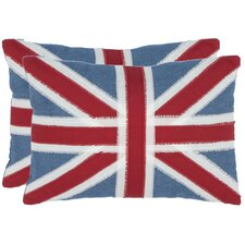 Judah Cotton Lumbar Pillow (Set of 2)
