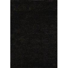 Bohemian Black Area Rug