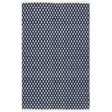 Boston Navy Area Rug