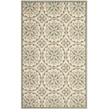 Four Seasons Green/Brown Outdoor Area Rug