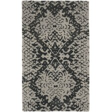 Wyndham Black/Gray Area Rug