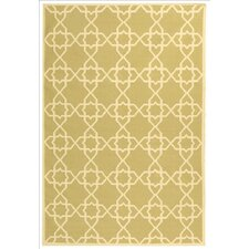 Dhurries Gold Area Rug