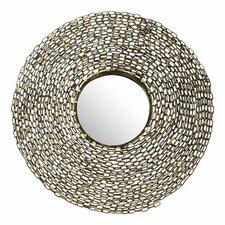 Jeweled Chain Wall Mirror