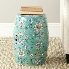 Water Lily Garden Stool