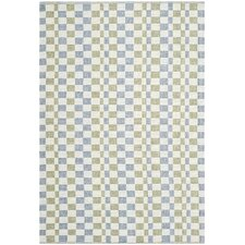 Penfield Yellow/Blue Area Rug