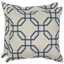 Hayden Linen Throw Pillow (Set of 2)