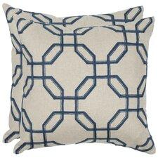 Hayden Linen Throw Pillow (Set of 2)