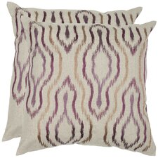 Quinn Linen Throw Pillow (Set of 2)