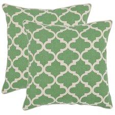 Suzy Cotton Throw Pillow (Set of 2)