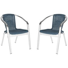 Wrangell Stacking Side Chair (Set of 2)