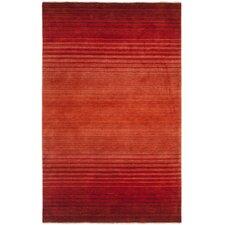 Tibetan Rust Rug