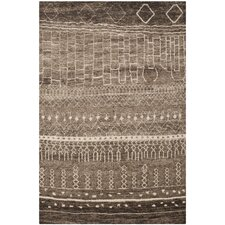 Tunisia Brown Area Rug