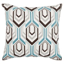 Indie Cotton Throw Pillow (Set of 2)