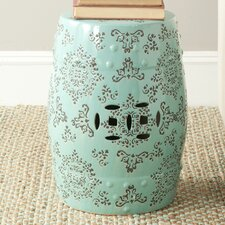 Medallion Garden Stool