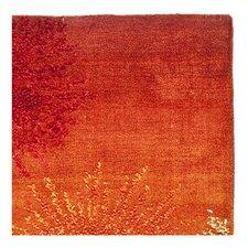 Soho Rust/Orange Area Rug