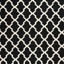 Cambridge Black & Ivory Area Rug