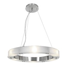 Oracle 6 Light Drum Chandelier