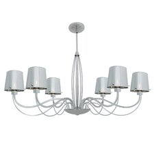 Milano 6 Light Chandelier