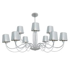 Milano 9 Light Chandelier