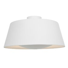 SoHo 3 Light Outdoor Flush Mount