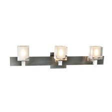 Astor 3 Light Vanity Light